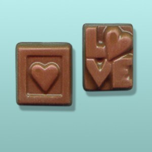 Chocolate Love Mini Favor
