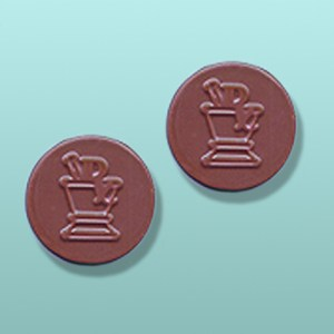 2 pc. Chocolate Rx Pharmacy Favor