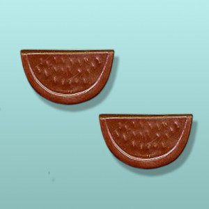 2 pc. Chocolate Watermelon Favor