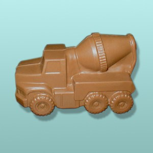 3D Chocolate Cement Truck