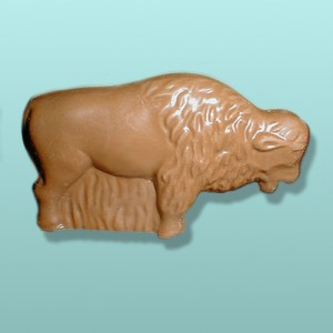 3D Chocolate American Buffalo
