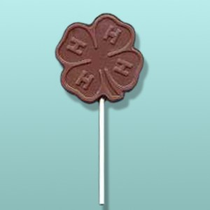 Chocolate 4H Party Favor