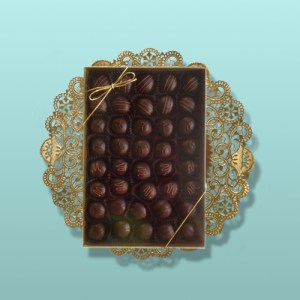 Holiday Truffle Assortment - 2 Layer