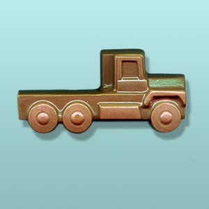 Chocolate Bobtail Tractor - Medium