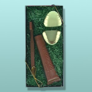 Chocolate Dental Gift Set