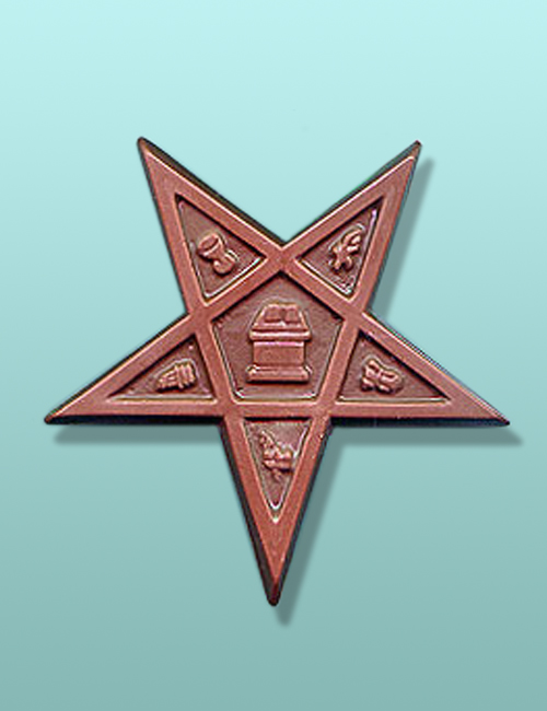 Chocolate Order of Eastern Star