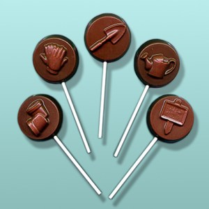 Chocolate Garden Tool Party Favors