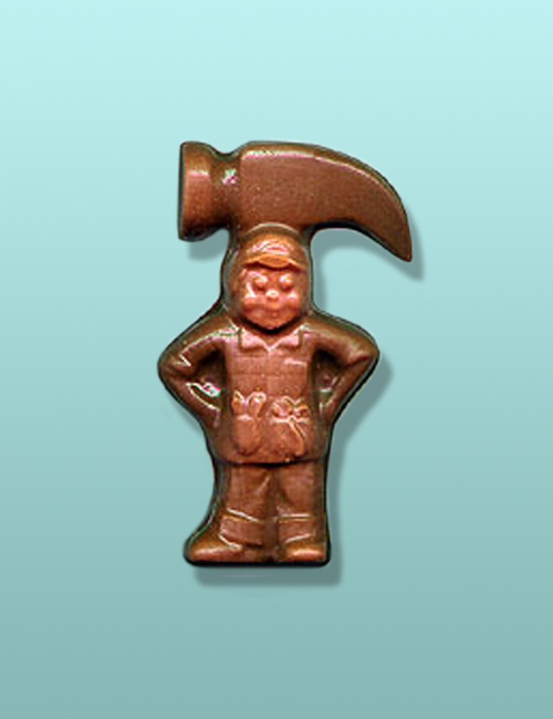 Chocolate Tool Man Hammer Favor