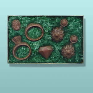 Chocolate Jewelry II Medium Gift Set