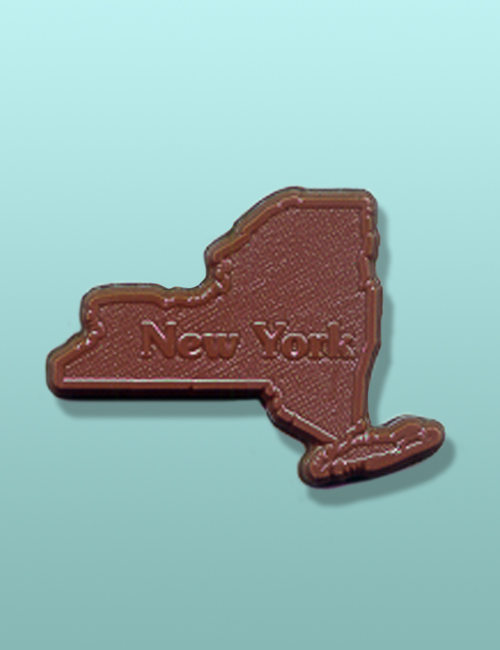 Chocolate New York State Favor
