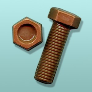 Chocolate Nut and Bolt Party Favor