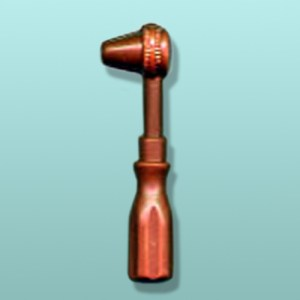 Chocolate Otoscope Favor