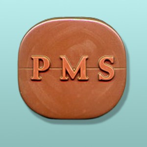 Chocolate PMS Pill Favor