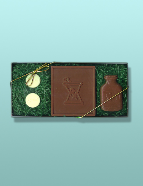 Chocolate Pharmacy Gift Set