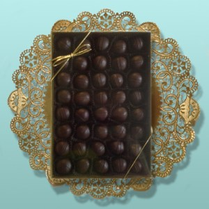 Raspberry Truffle Assortment - 1 Layer