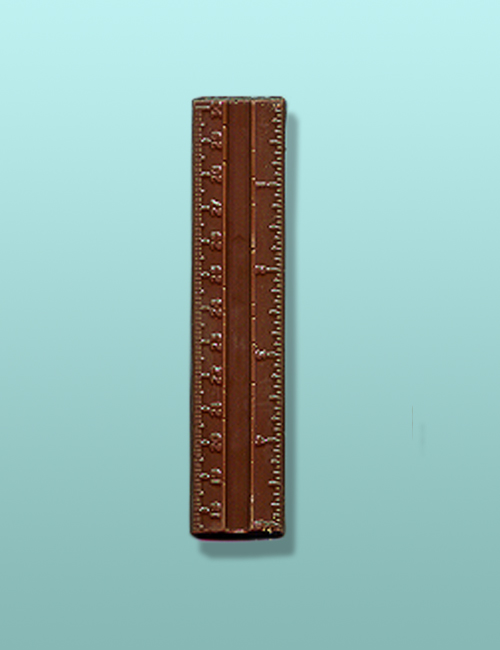 Chocolate Ruler Party Favor II
