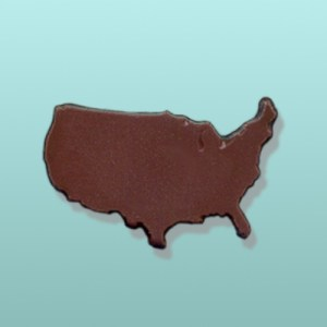 CHOCOLATE UNITED STATES FAVORS