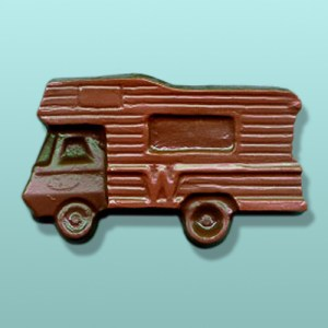 Chocolate Winnebago RV Camper