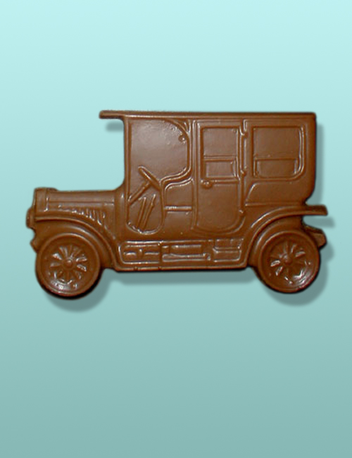 Chocolate Antique Car III