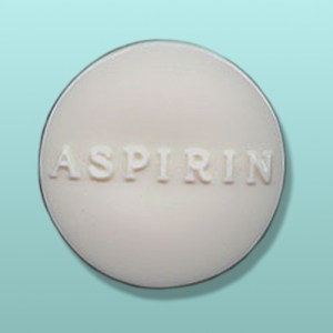 Chocolate Aspirin Favor