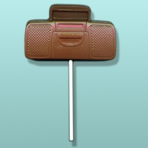 Chocolate Boom Box Lolly