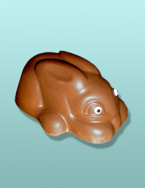 3D Chocolate Bunnykin - Large
