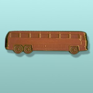 3D Chocolate Public Coach