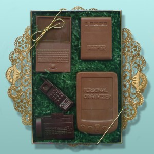 CHOCOLATE BUSINESS GIFT SET