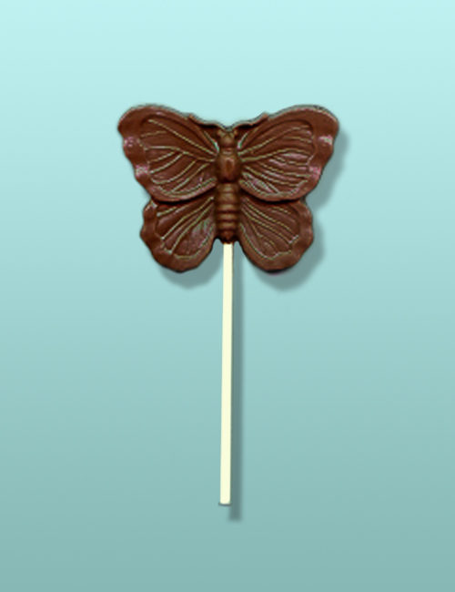 Chocolate Butterfly V Party Favor