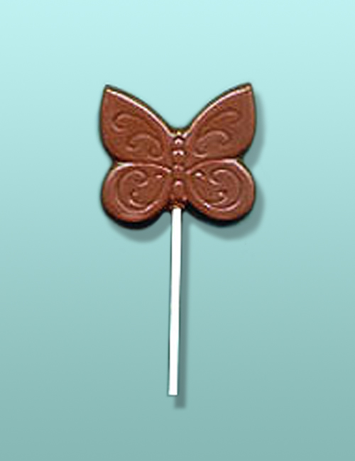 Chocolate Butterfly II Party Favor