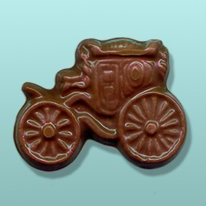 Chocolate Carriage Party Favor II