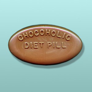 Chocolate Chocoholic Diet Pill