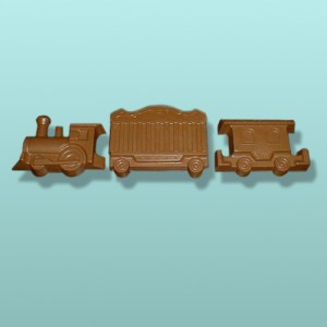 Chocolate Circus Train Set