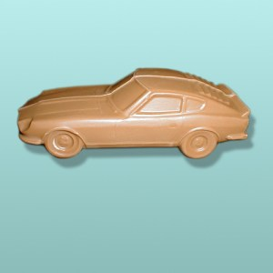 3D Chocolate Sports Car IV