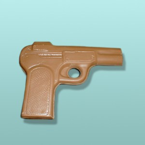 Chocolate Dick Tracy Special Gun
