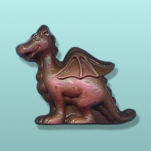 Chocolate Dragon IV Party Favor