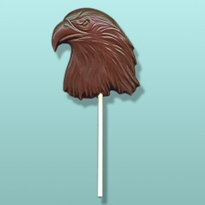 Chocolate American Eagle Party Favor