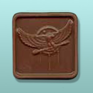 Chocolate Eagle Arrow Favor