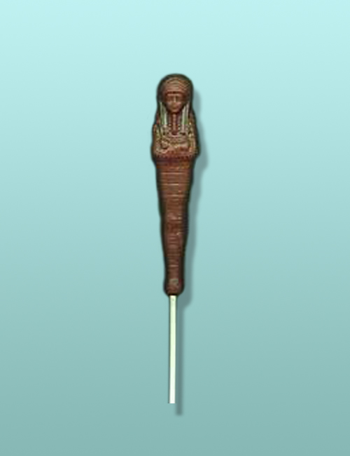 Chocolate Egyptian Mummy Party Favor II