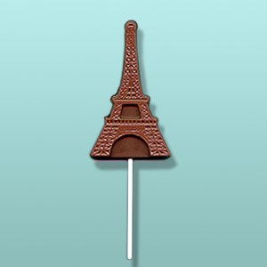 Chocolate Eiffel Tower Party Favor I