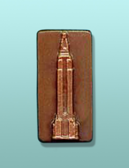 Chocolate Empire State Building Favor