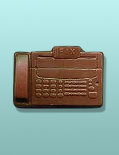 Chocolate Fax Machine Party Favor I