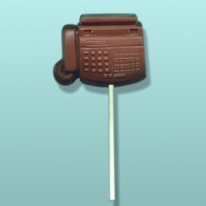 Chocolate Fax Machine Party Favor II