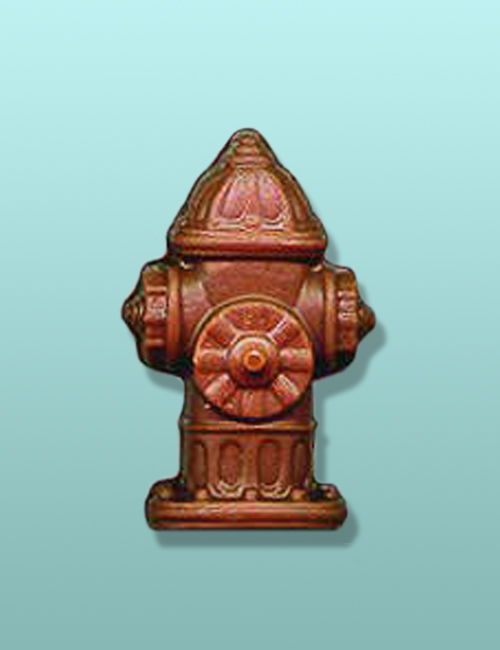 Chocolate Fire Hydrant Party Favor