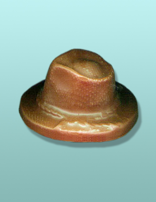 Chocolate Fedora Hat Favor