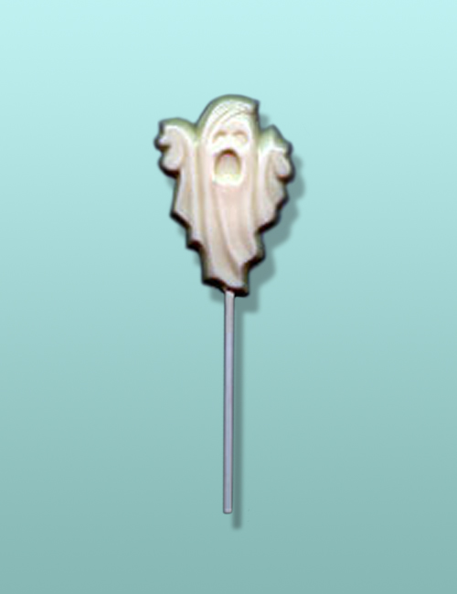 Chocolate Spooky Ghost Party Favor