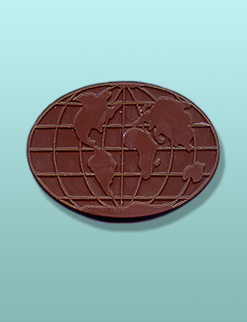 Chocolate Globe Atlas Favor II