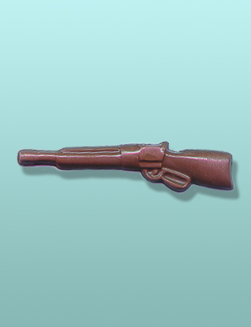 Chocolate Repeating Rifle Gun I Party Favor