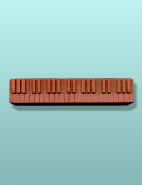 Chocolate Piano Large Keyboard