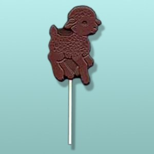 Chocolate Baby Lamb II Party Favor